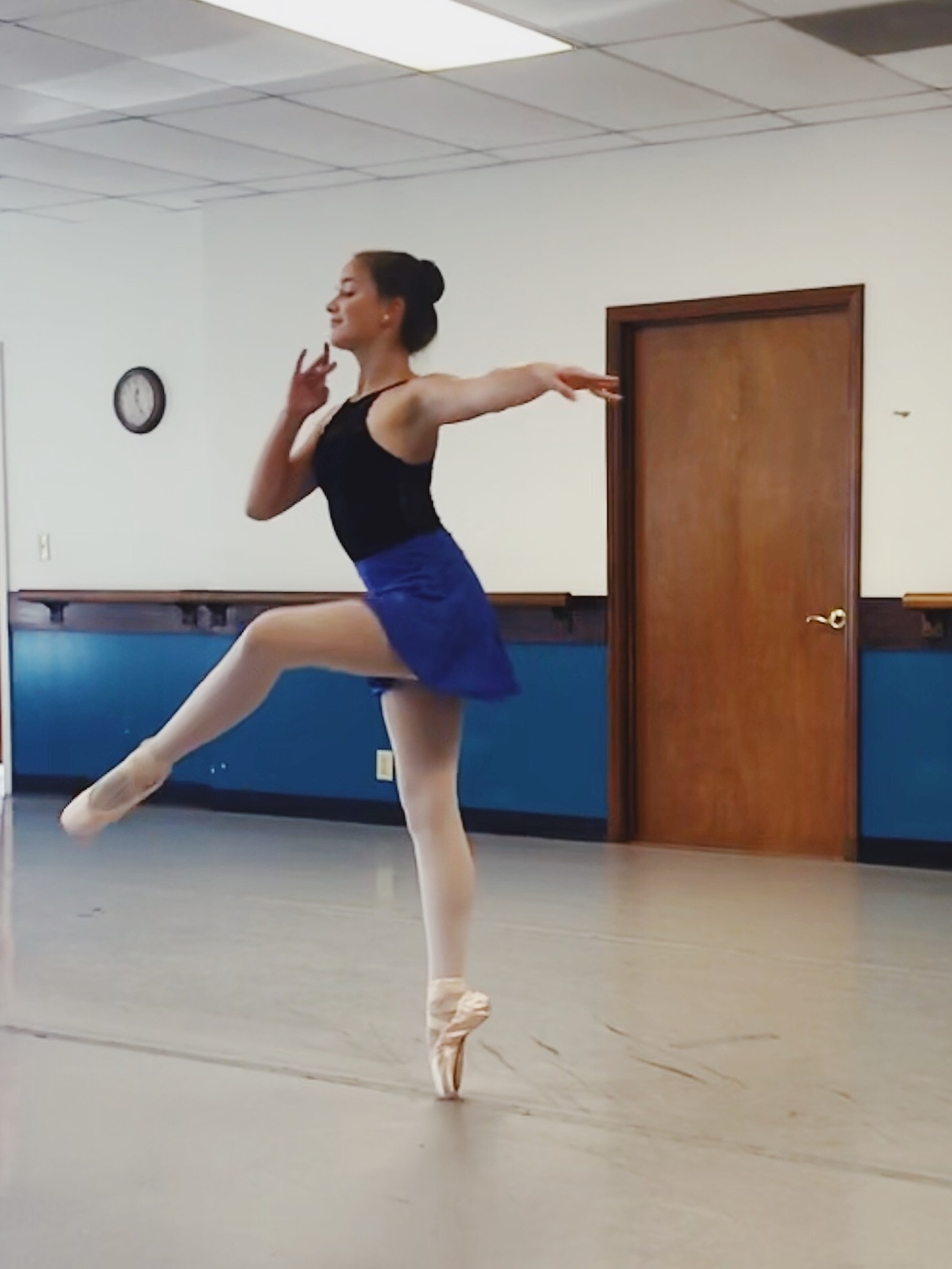 Pointe (by faculty approval)