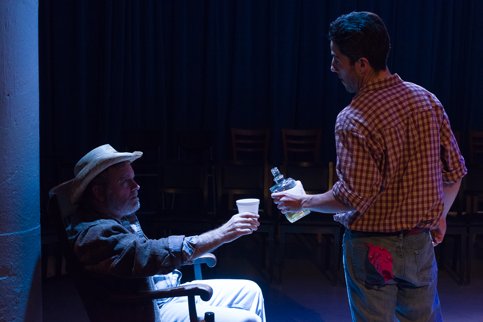 """Fool For Love"" honored by critics as a top production of the year - CHERRY AND SPOON""An intense and intimate exploration of love, family, and their devastating effects.""LAVENDER MAGAZINE""Outstanding Supporting Actor: Patrick Coyle, Fool For Love"""