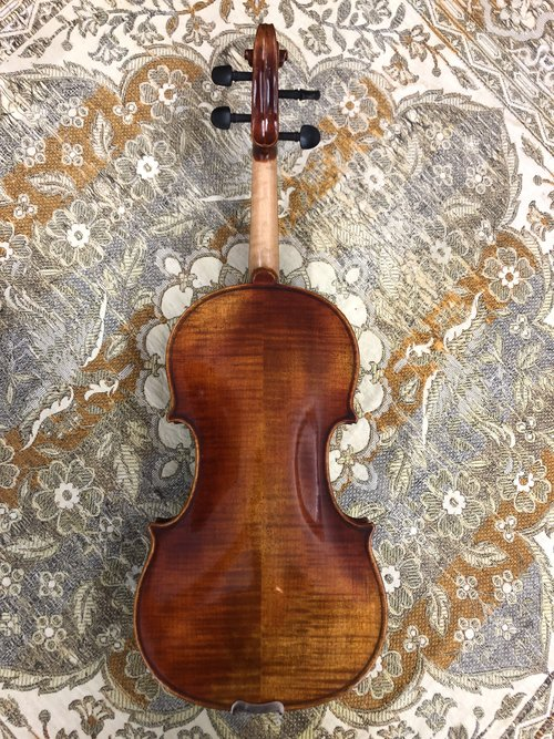 Rudoulf Doetsch 701 Violin