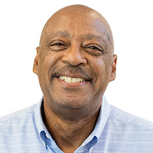 Cedric Jackson - Church Relations Officer