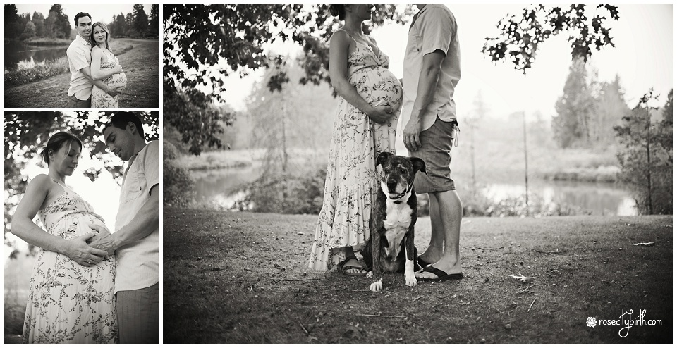 Jeanette Lee Photography and Films Maternity Photography
