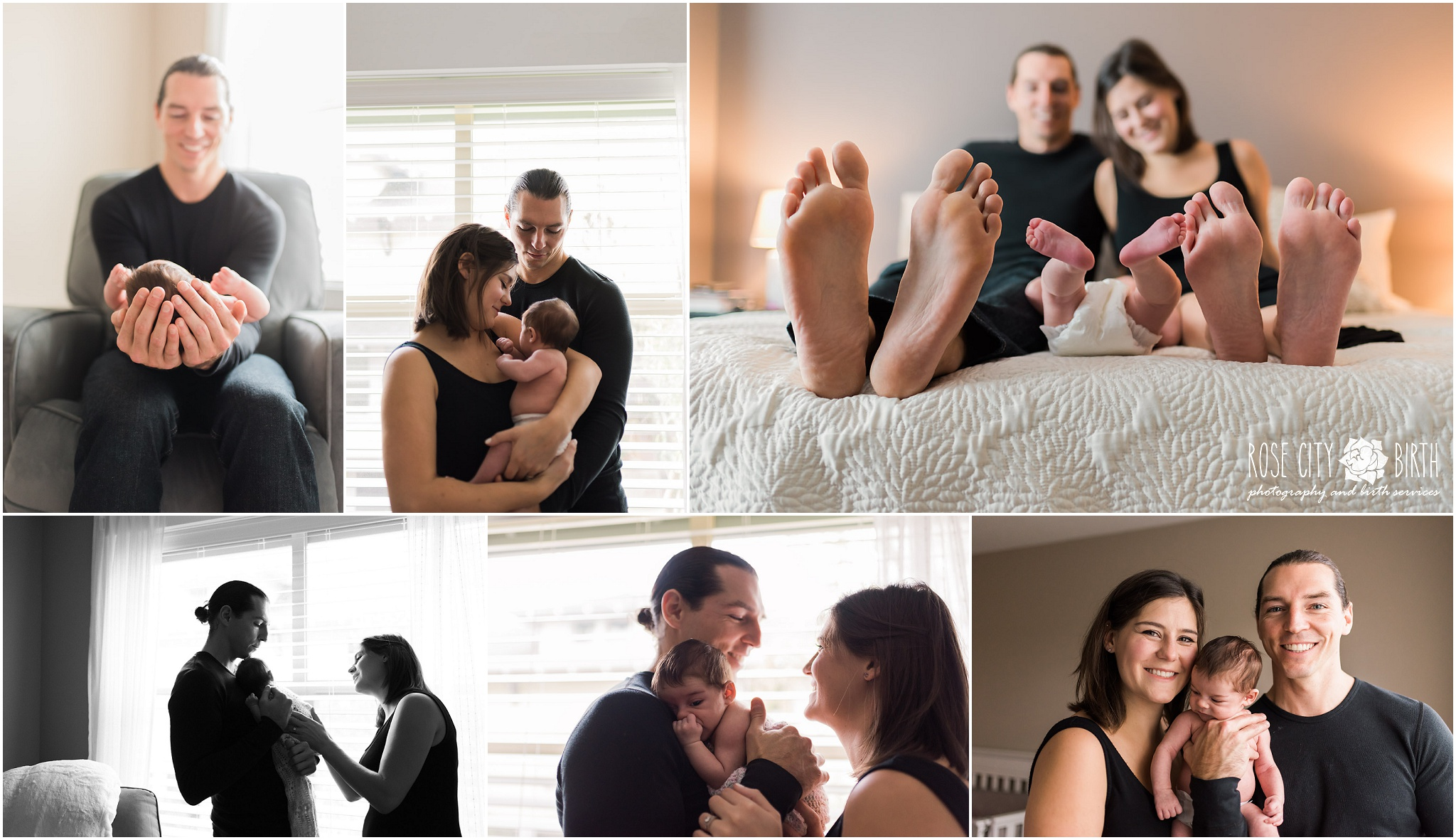 Portland Peninsula Park Maternity and Newborn Photographer_12