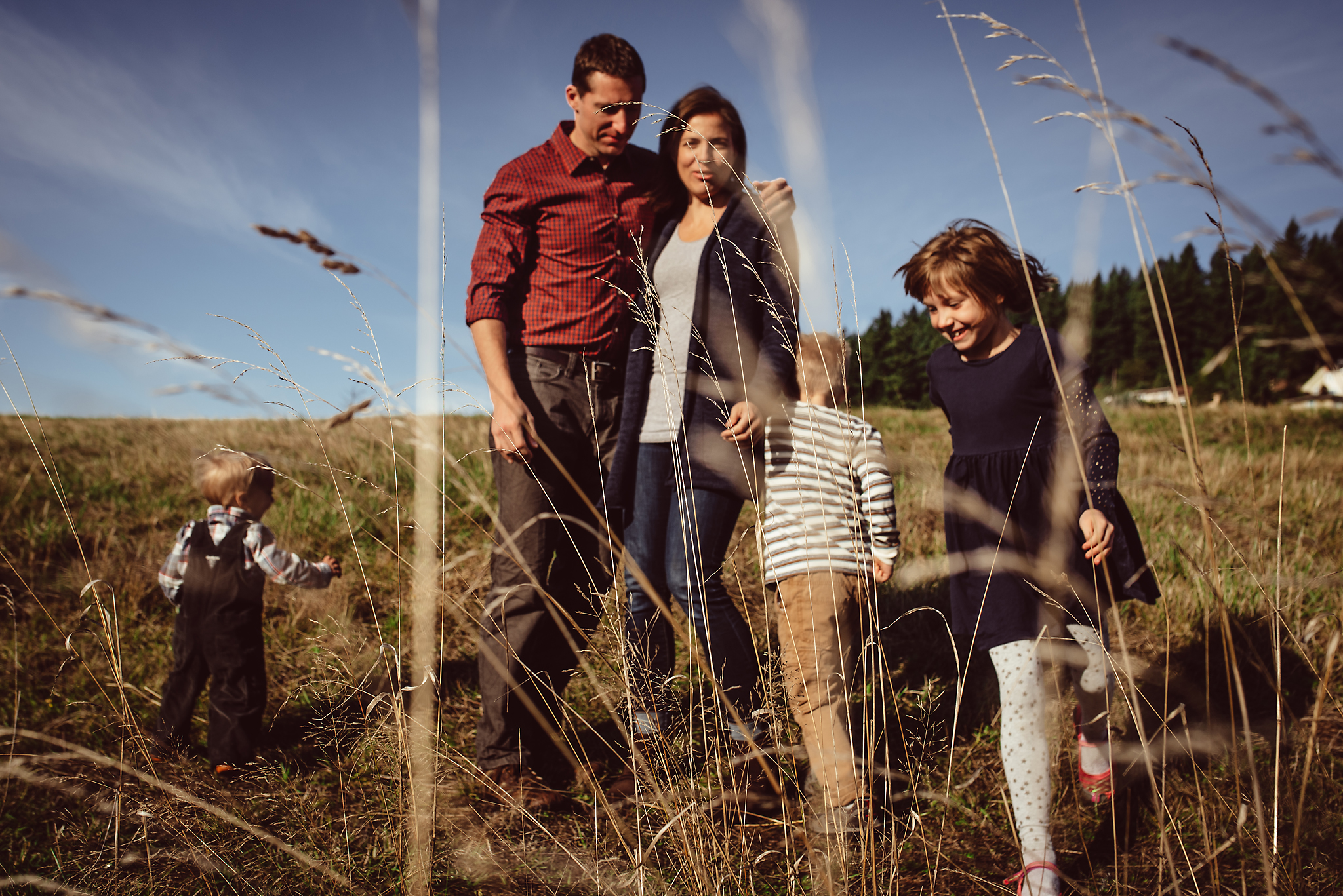 Family photography in Lake Oswego Oregon