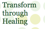 on the Transform Through Healing blog