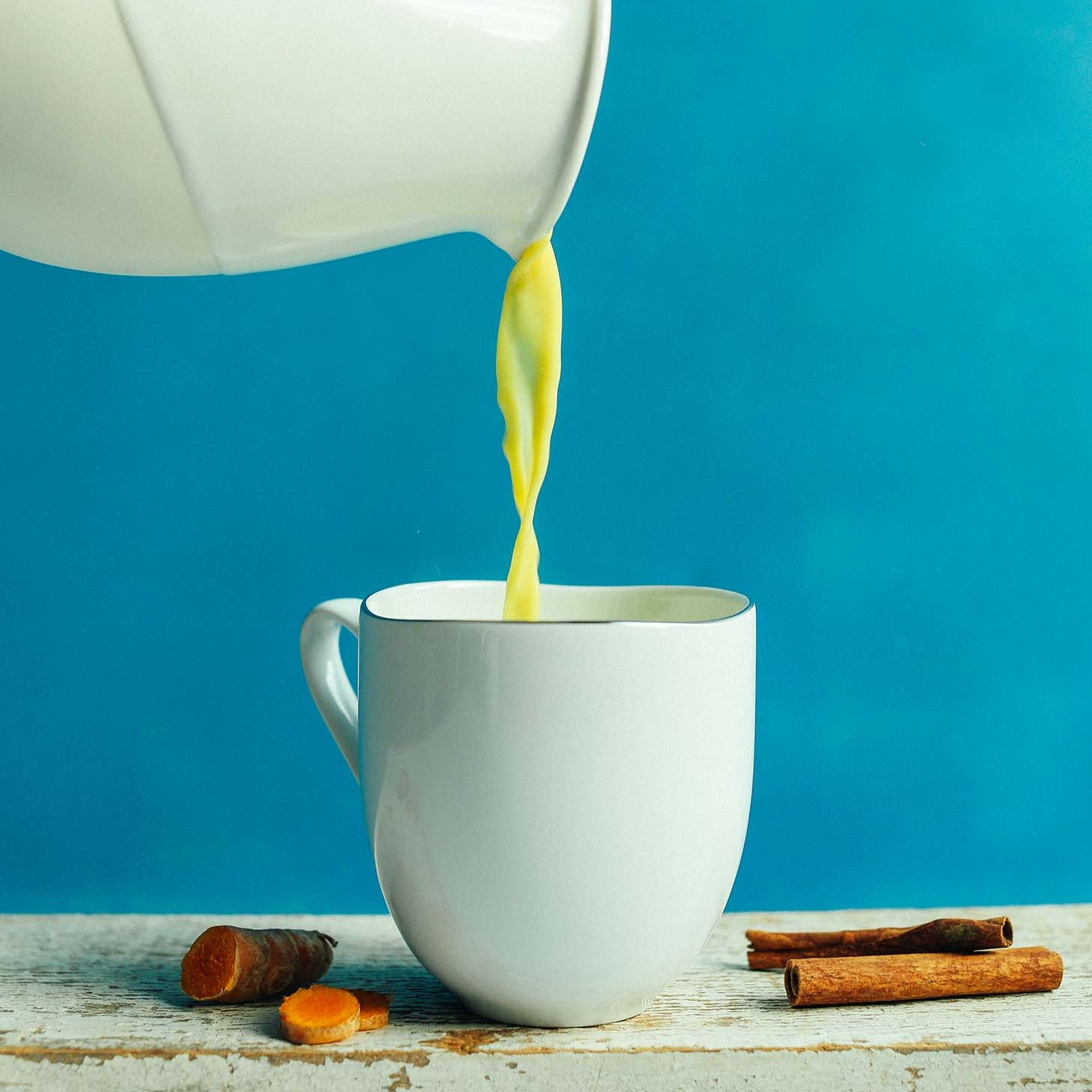 11. Golden Milk - Black pepper is said to help when one has consumed a bit too much cannabis. But how do you drink that? Golden milk of course! It's like a chai, but with turmeric. Minimalist Baker has an easy vegan recipe. Try over ice!