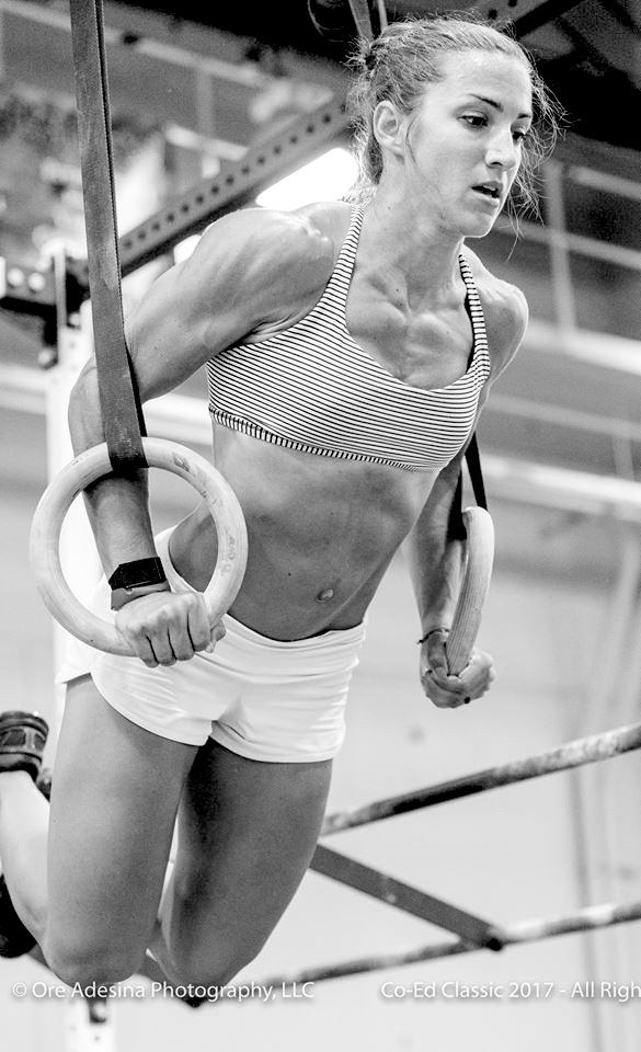 Caroline Essex - crossfit Coach