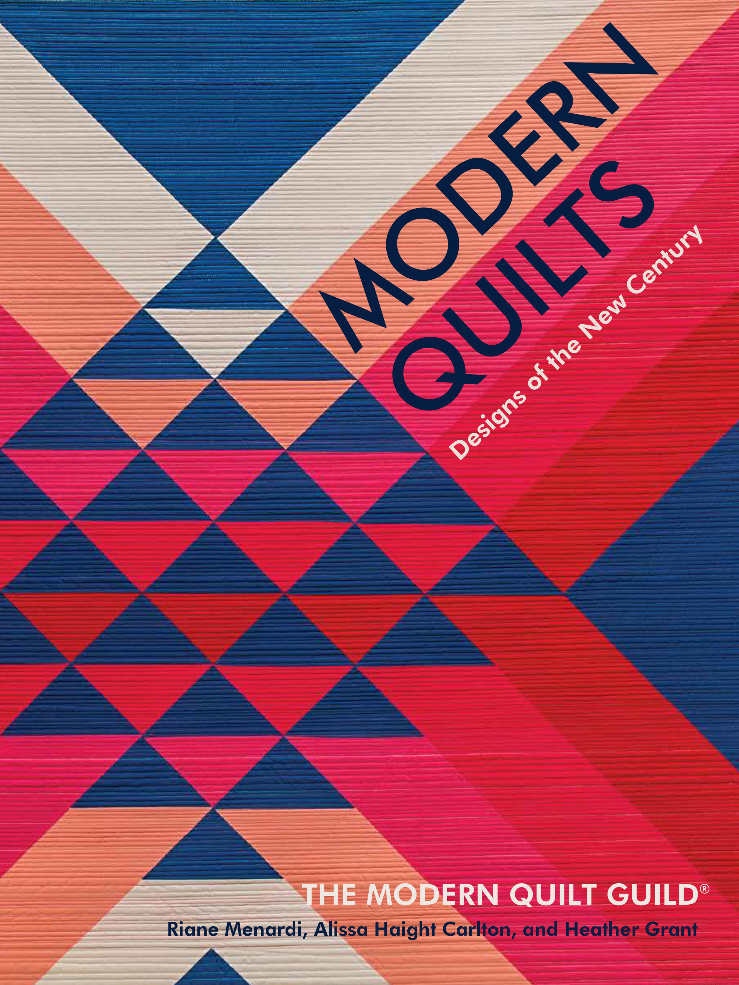 Modern Quilts Cover