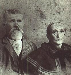 Thomas Dawsey & Elizabeth Hooks Dawsey