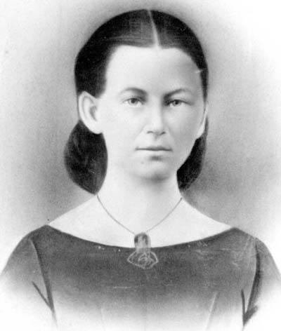 Esther Eliza Davis Bates (Image Courtesy of the  State Archive of Florida )