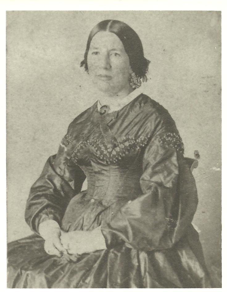 Mary Gonder Smith for whom Glen Mary Plantation was named