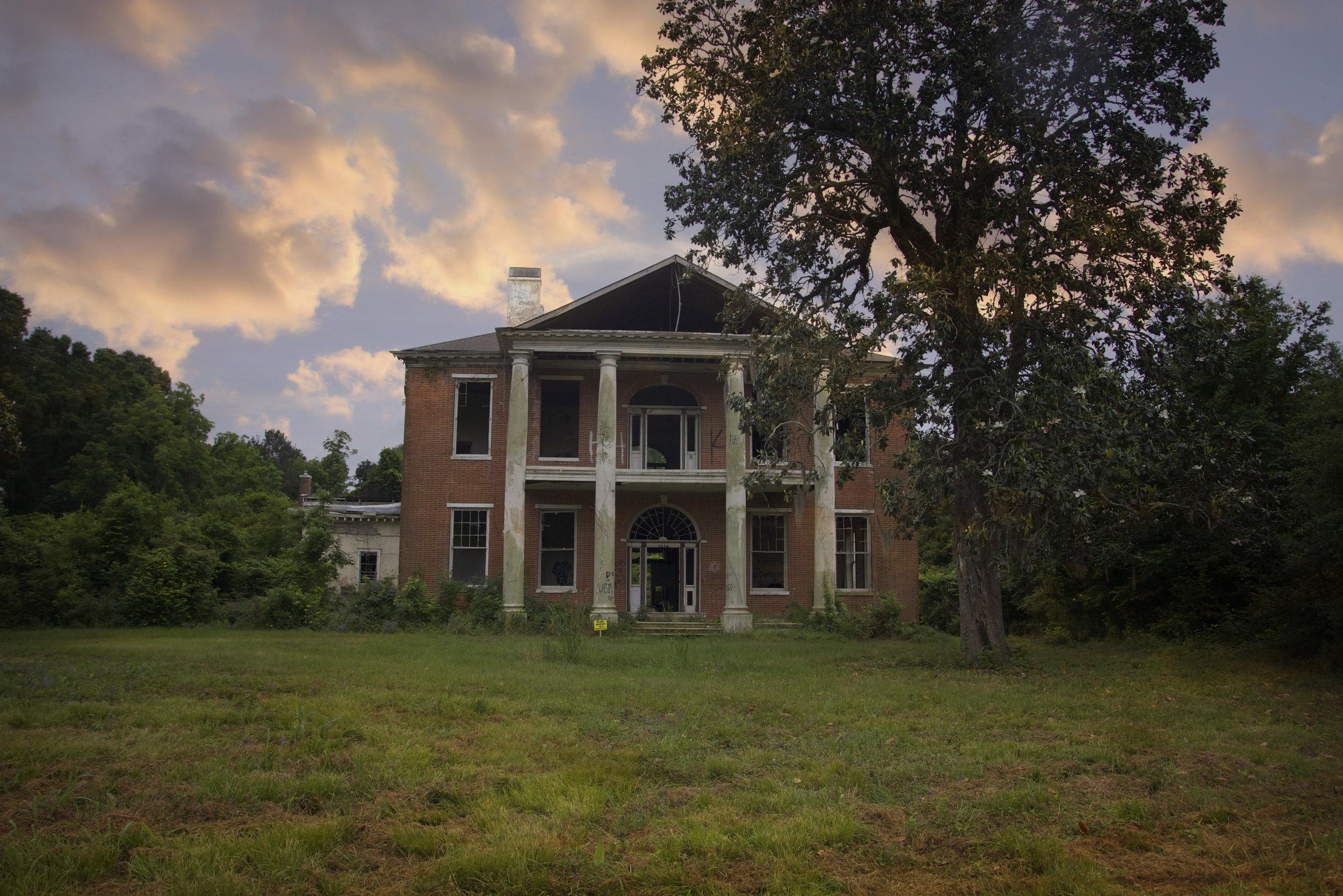 natchez arlington mississippi mansion history photo