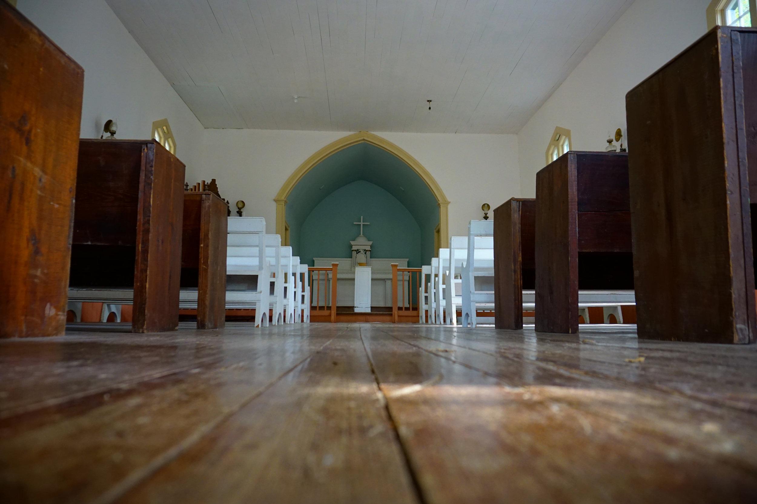 Sacred Heart Church c. 2016