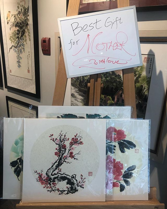 Come to pick the BEST gift for MOTHER with love in our gallery! #originalchinesepainting #giftformother