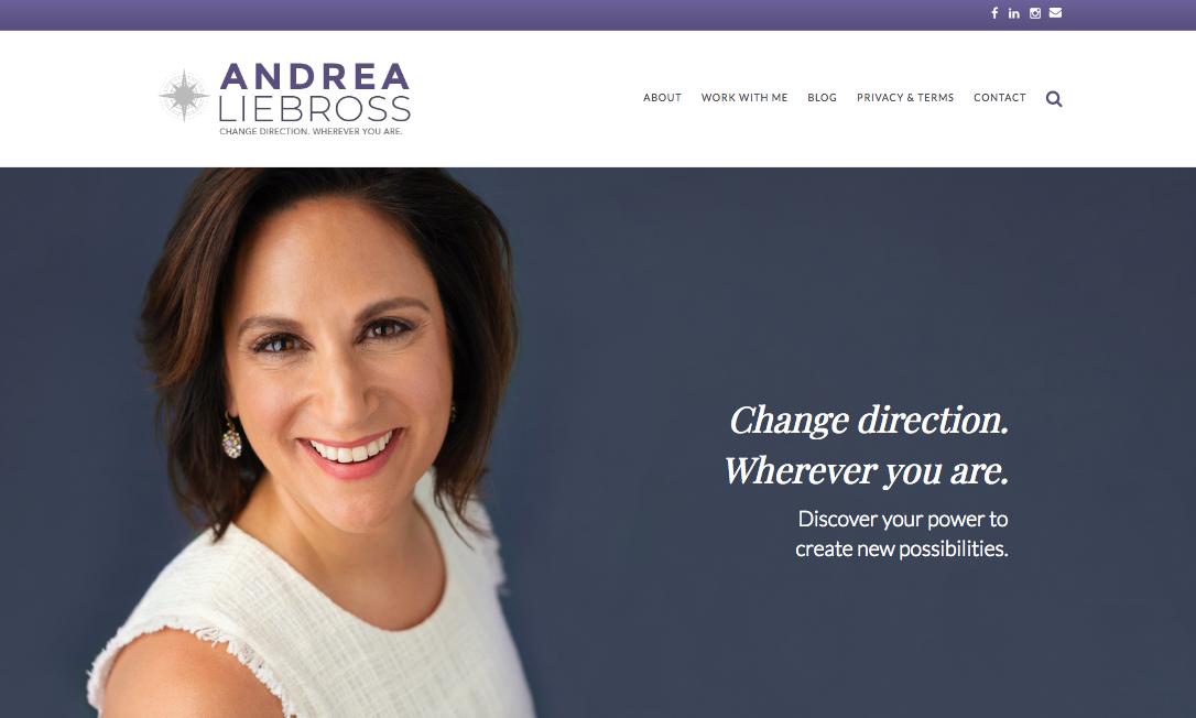 Andrea Liebross Website