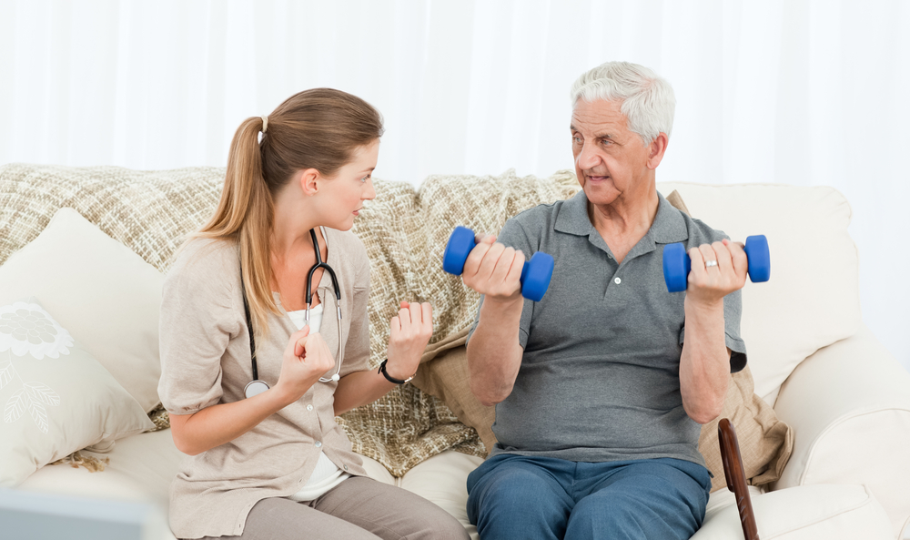 HOME PHYSIOTHERAPY - THE BENEFITS FOR OLDER ADULTS