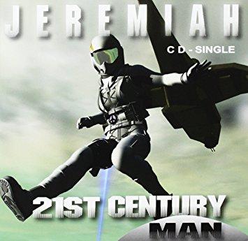 21st Century Man-Jeremiah (2013)   -Drums