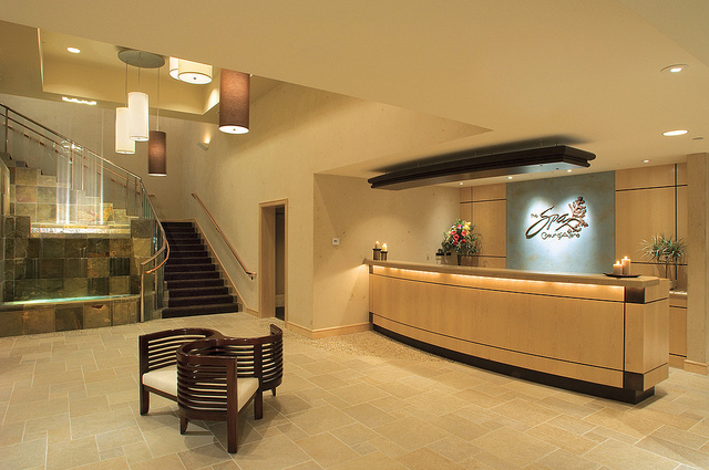 Be sure to book a treatment at the Coeur d'Alene Spa. The Northwest inspired environment and full menu of treatments are a perfect end to a long day.