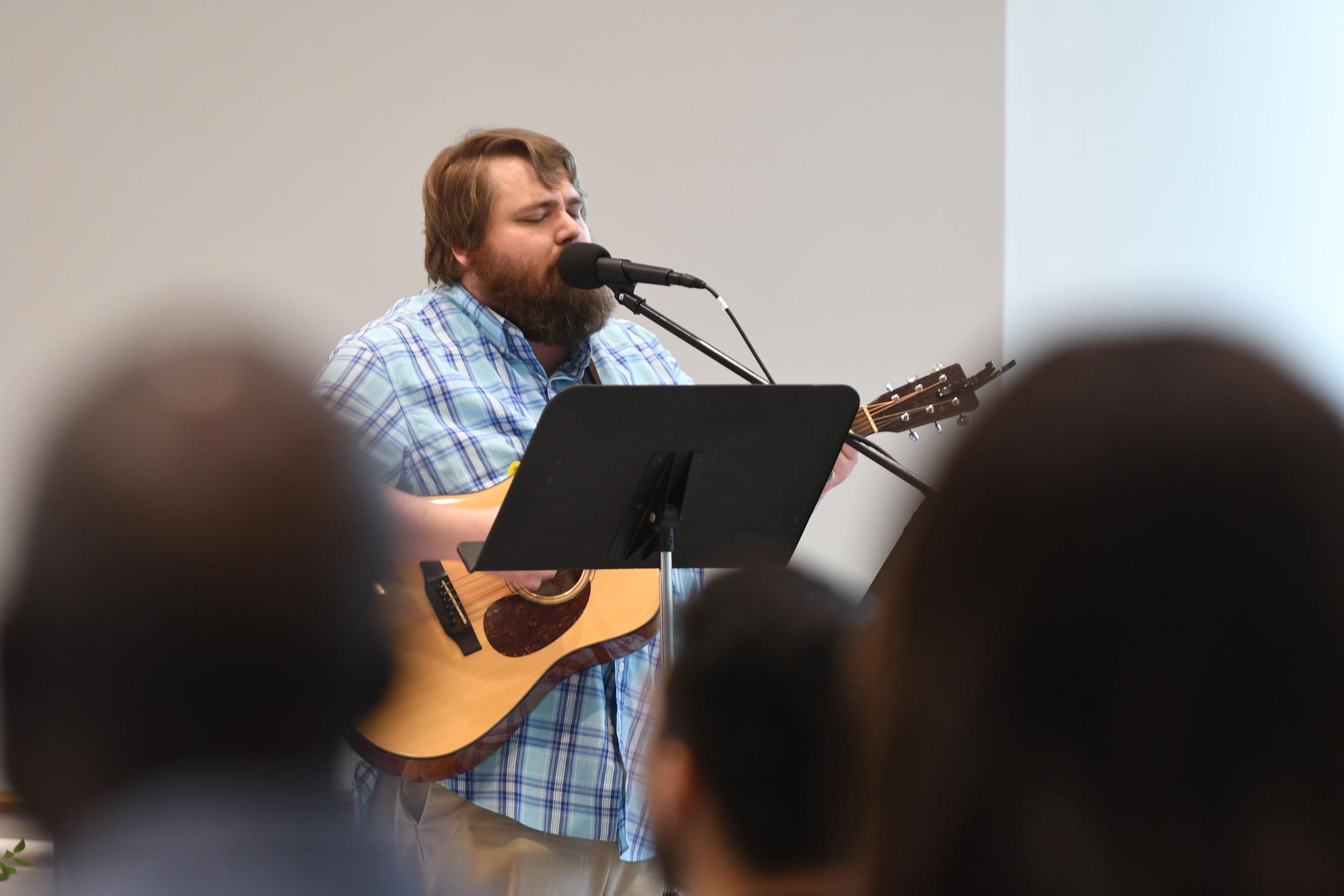 Guitar-led Contemporary Service