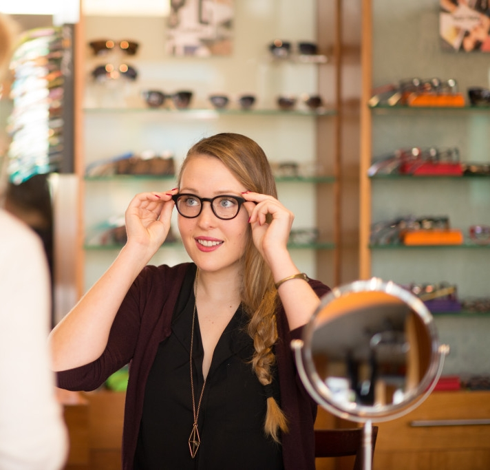 """ABOUT US - For over 25 years the doctors and staff at Eyes On Broadway have worked very hard to provide every patient with a truly unique, comprehensive and pleasurable experience. Our friendly, knowledgeable professionalism and characteristic luxury eyewear continues to get noticed; we have received multiple multiple awards, including the coveted ``Best Eyeglass Store in Portland""""."""