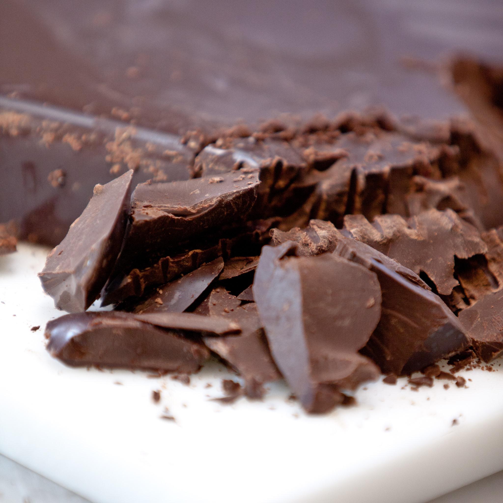 Mmmmm...chocolate. Real chocolate. Need I say more? Image Courtesy: creochocolate.com