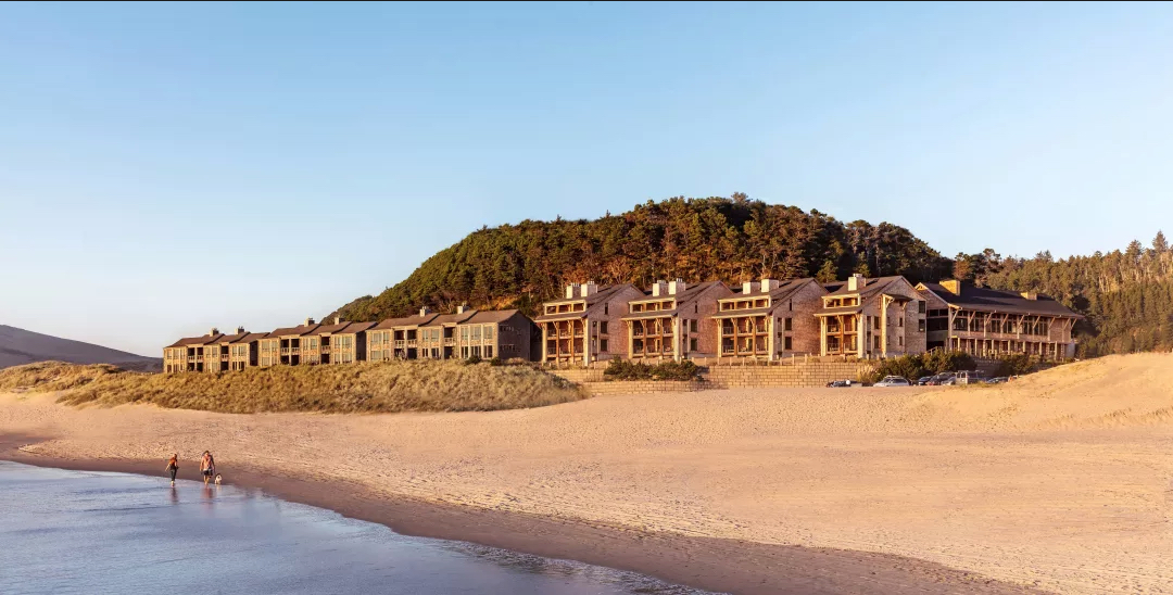 The Headlands Coast Lodge and Spa in Pacific City, Oregon is a true gem. Image Courtesy: PDXMonthly.com