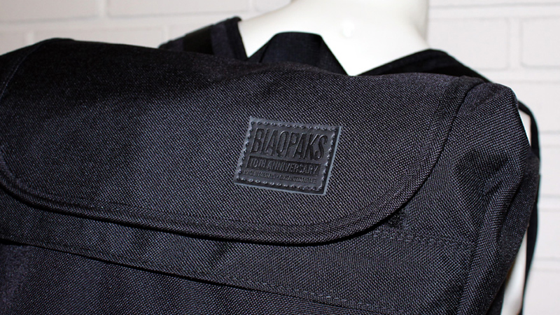 Portland's Blaqpaks…bags don't get any better than this. Image Courtesy: Blaqpaks.com