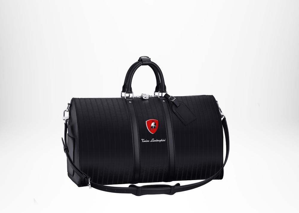 GWP: Tonino Lamborghini INVINCIBILE Leather bag