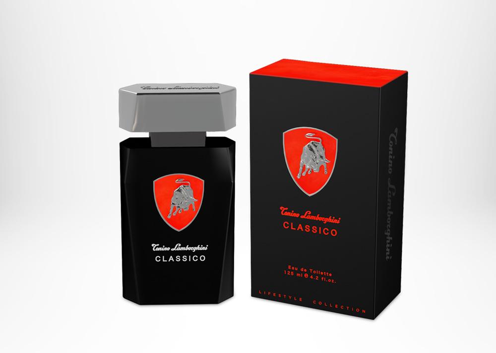 Tonino Lamborghini CLASSICO Edt 125 ml / 4.2 fl. oz. Spray