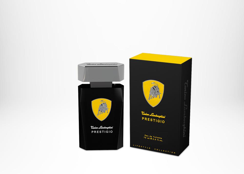 Tonino Lamborghini PRESTIGIO Edt 75 ml / 2.5 fl. oz. Spray