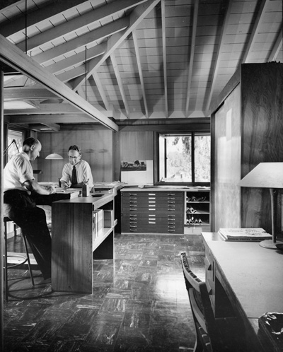 Mosher and Drew Offices, Green Dragon Colony circa