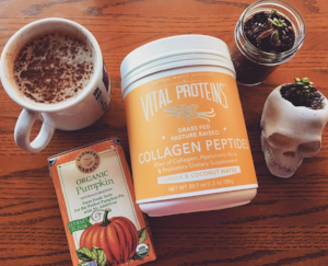 Caffeine-Free, homemade latte. (Sayers, Kate). Instagram.