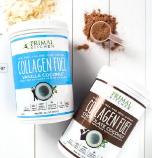 Primal kitchen collagen fuel. photo, primal kitchen.