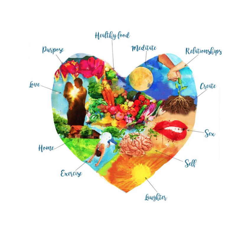 "My Q-Life ""Essentials"" - helping us find balance."