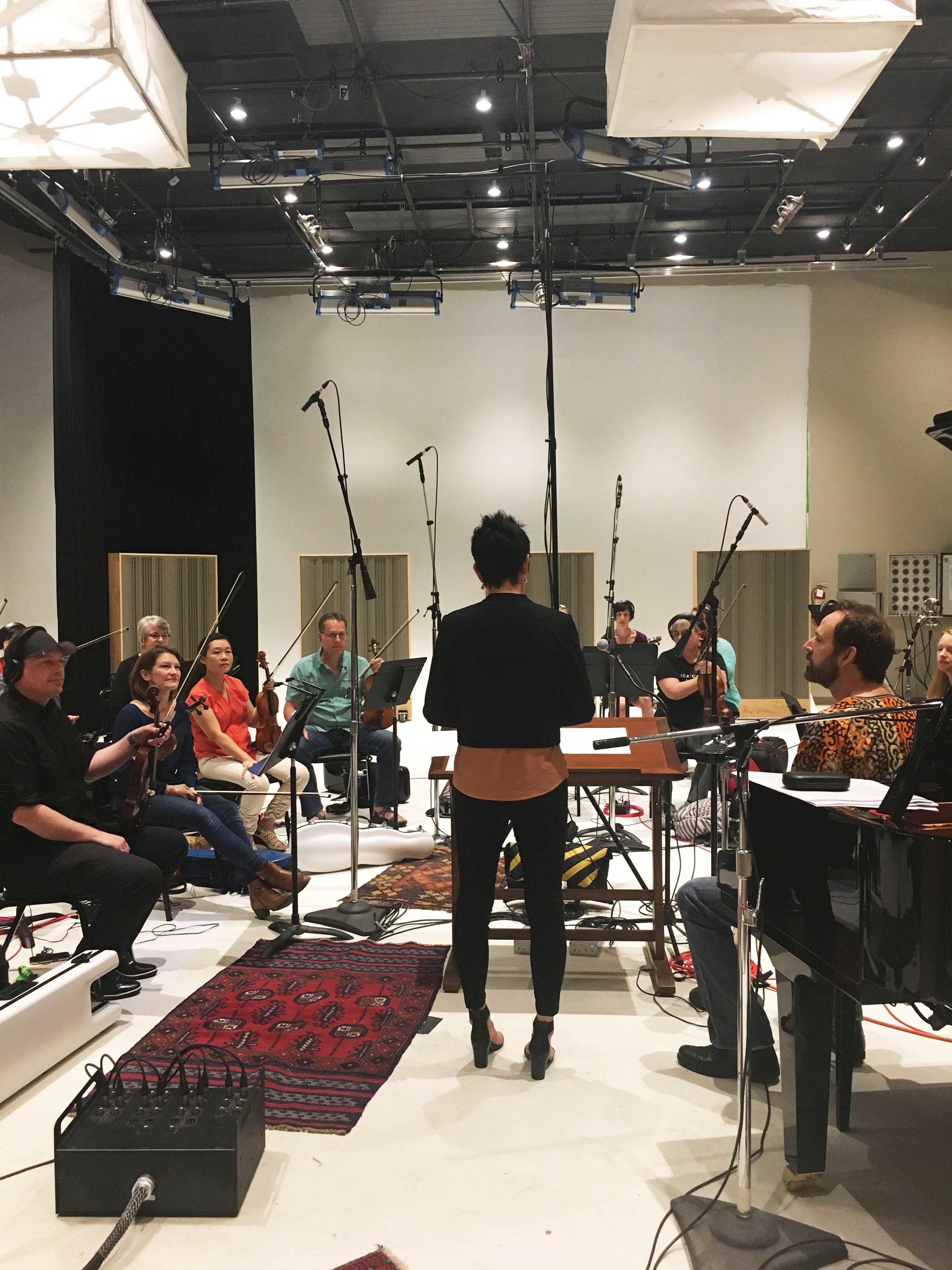 Jeannine Goeckeritz – Come Dream With Me Album – Recording Session – HUGEsound Post Production - Introduction.jpg