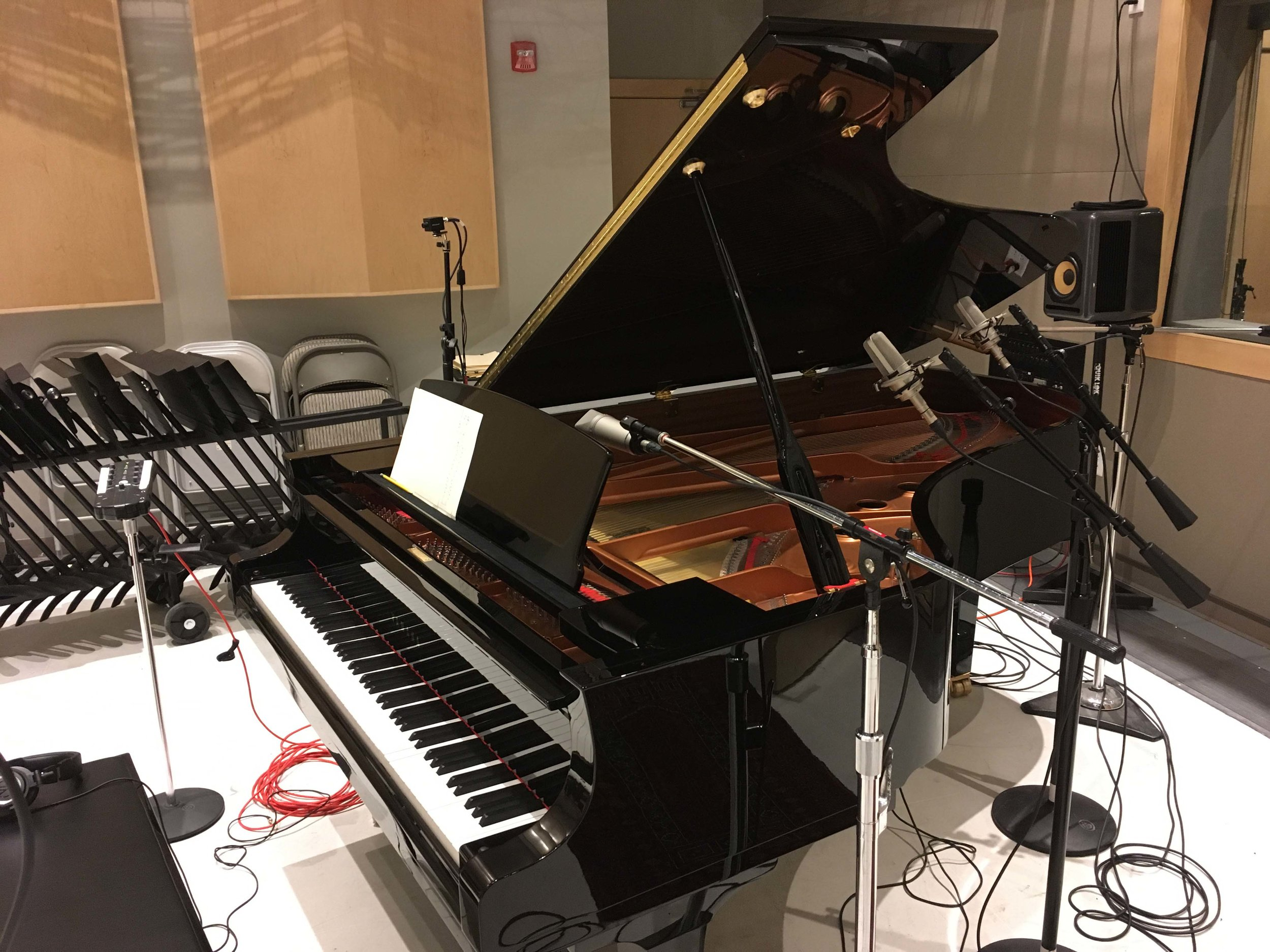 Jeannine Goeckeritz – Come Dream With Me Album – Recording Session – HUGEsound Post Production - Piano.jpg