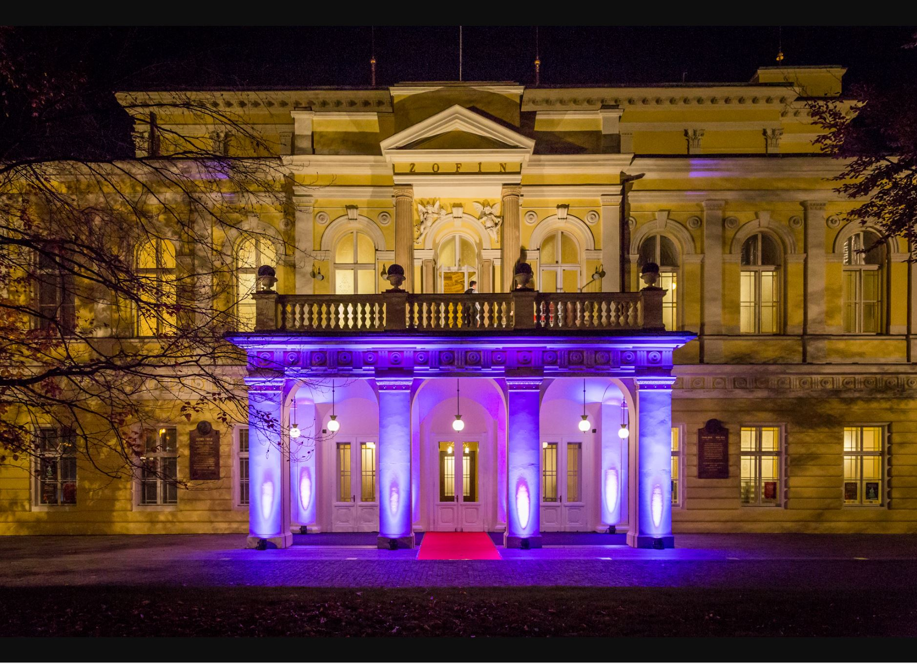 Žofín Palace - Prague, Czech Republic - Jeannine Goeckeritz.JPG