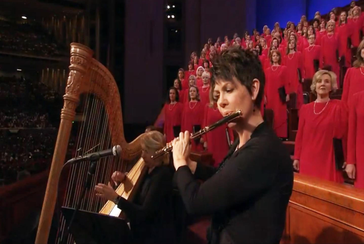 Jeannine Goeckeritz - Music and the Spoken Word - Conference Center - Flute Talk.jpg