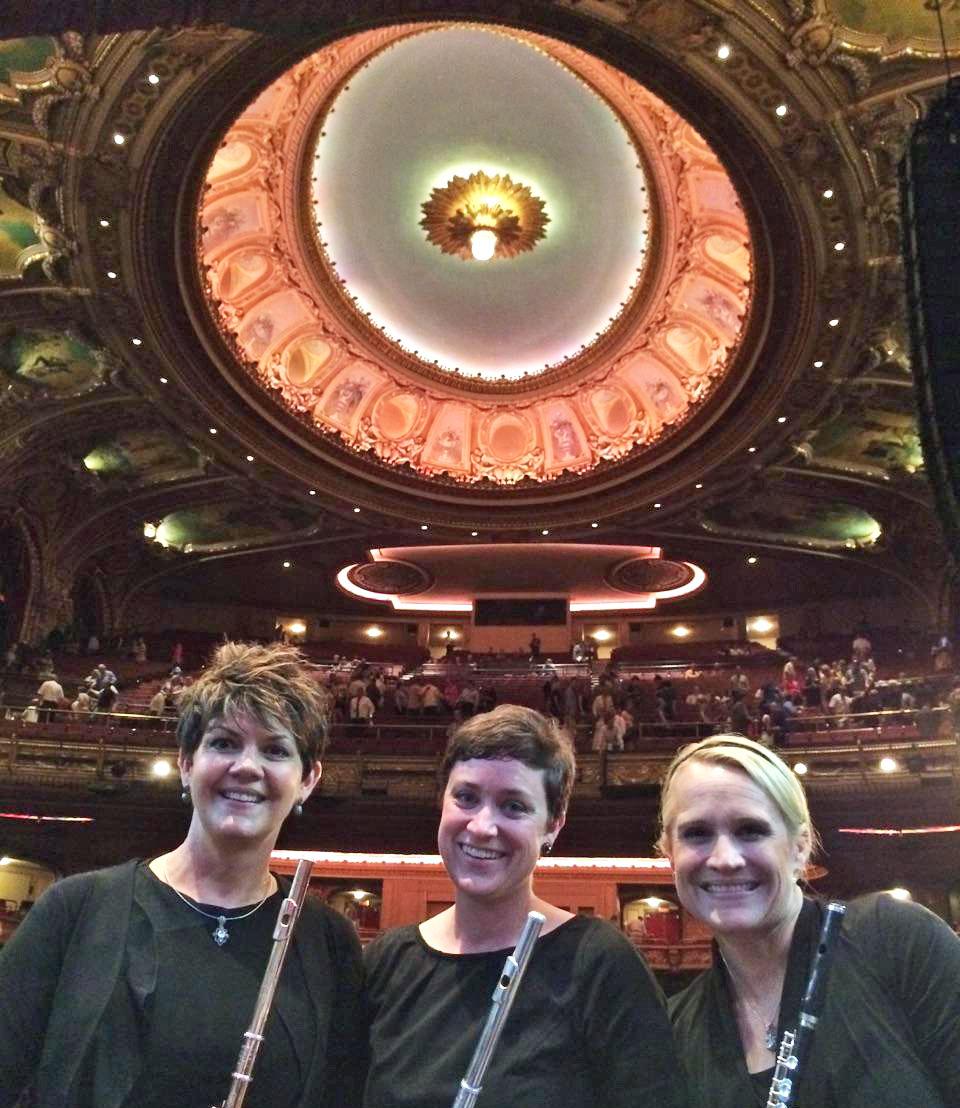 Jeannine Goeckeritz –  Lisa Smith - Lisa Whatcott - Mormon Tabernacle Choir – Wang Theatre - Boston - Flutes.jpg