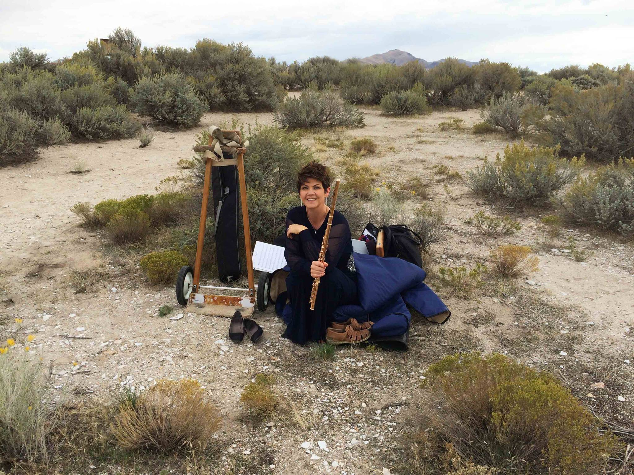 Jeannine Goeckeritz - Flute - Behind the Scenes - Music Video Shoot.jpg