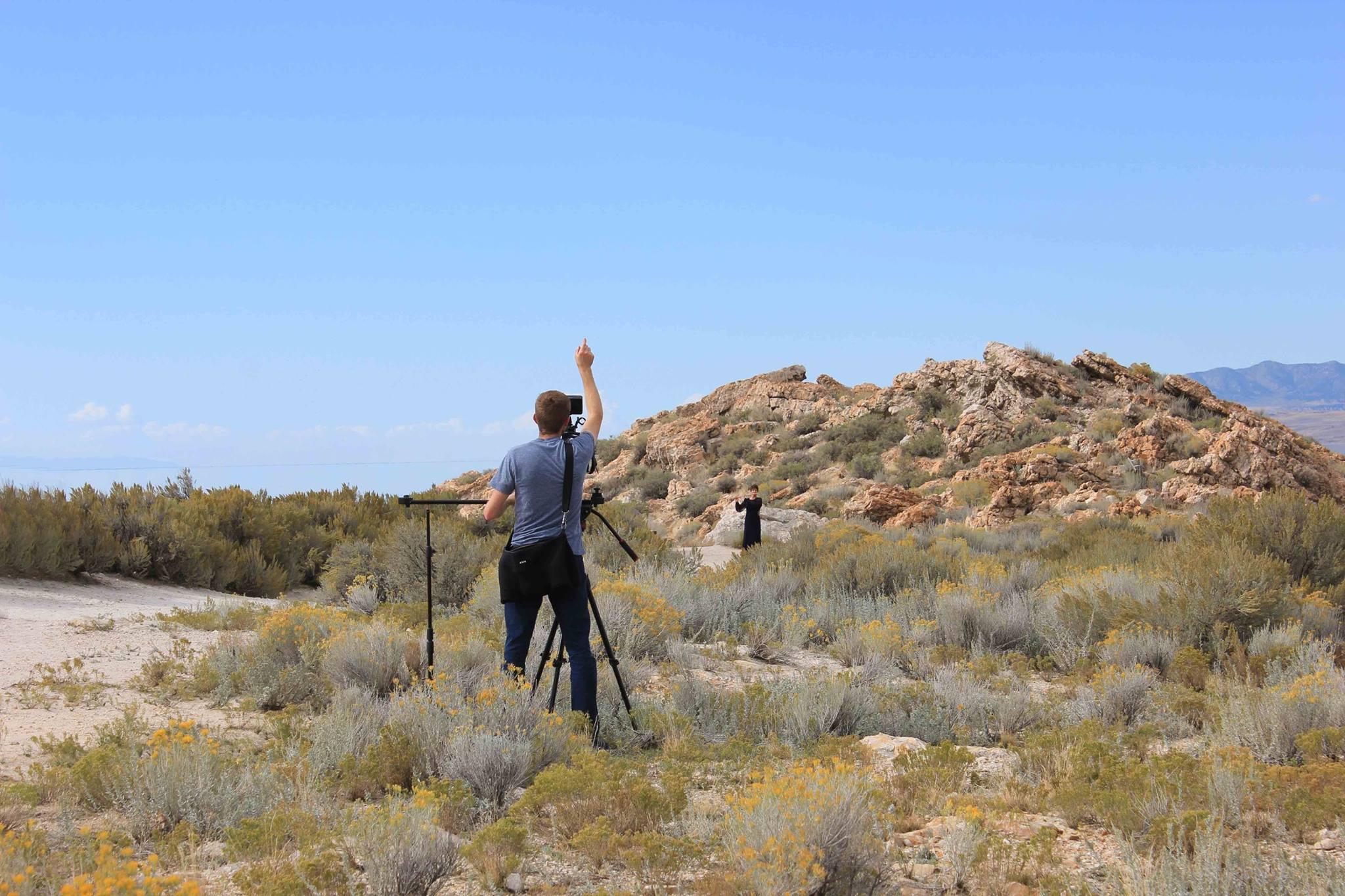 Jeannine Goeckeritz - Flute - Behind the Scenes - Music Video Shoot - Media.jpg