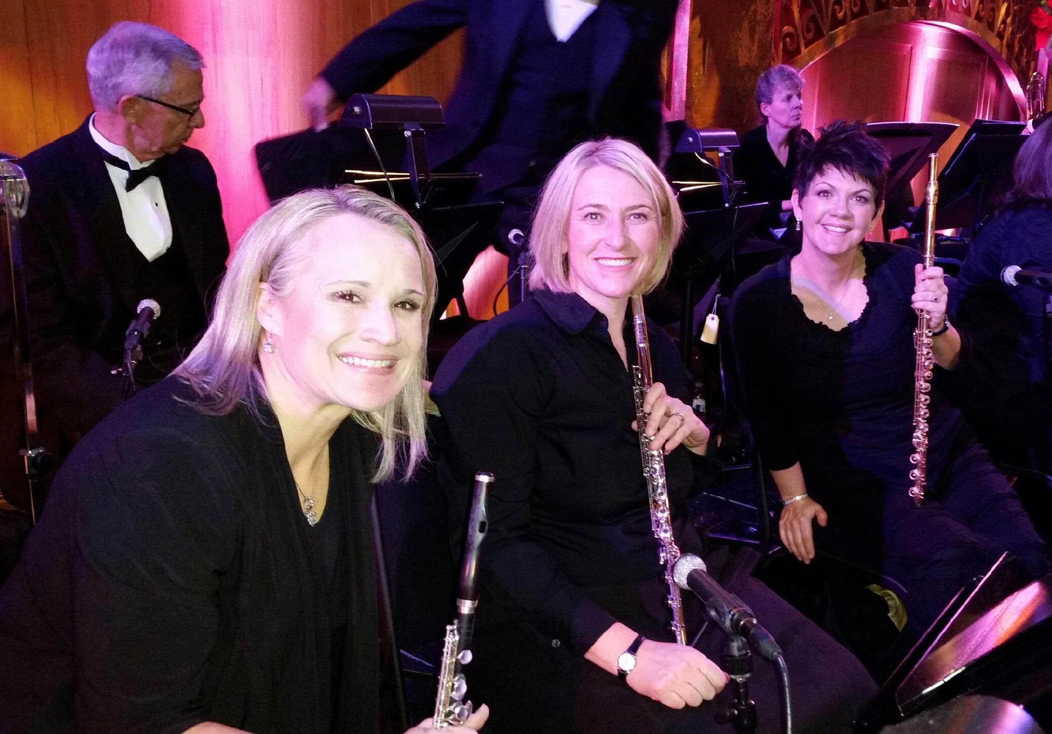 Concert Performance - Flutes - Jeannine Goeckeritz - Tiffany Sedgley - Lisa Whatcott.jpg