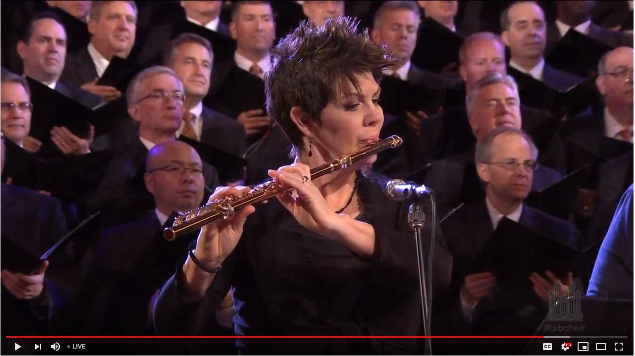 Jeannine Goeckeritz - Flute - Tabernacle Choir at Temple Square - Music and the Spoken Word.JPG