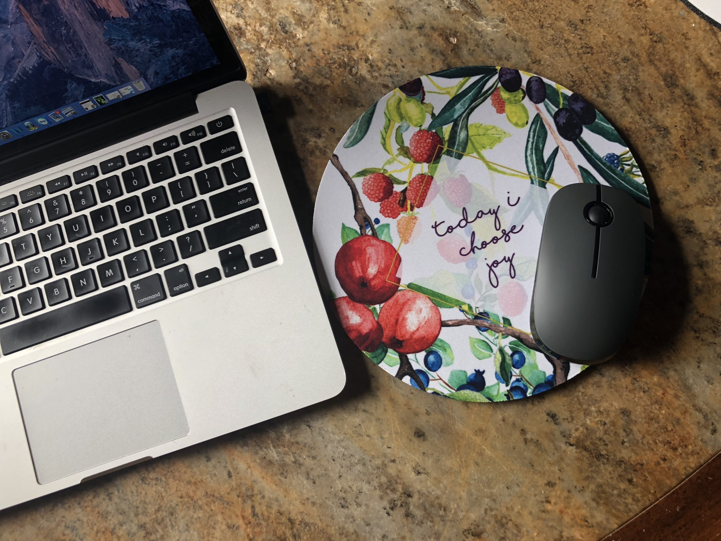 Style Your Office - with illustrated mouse pads, coasters, mugs and oh so much more.