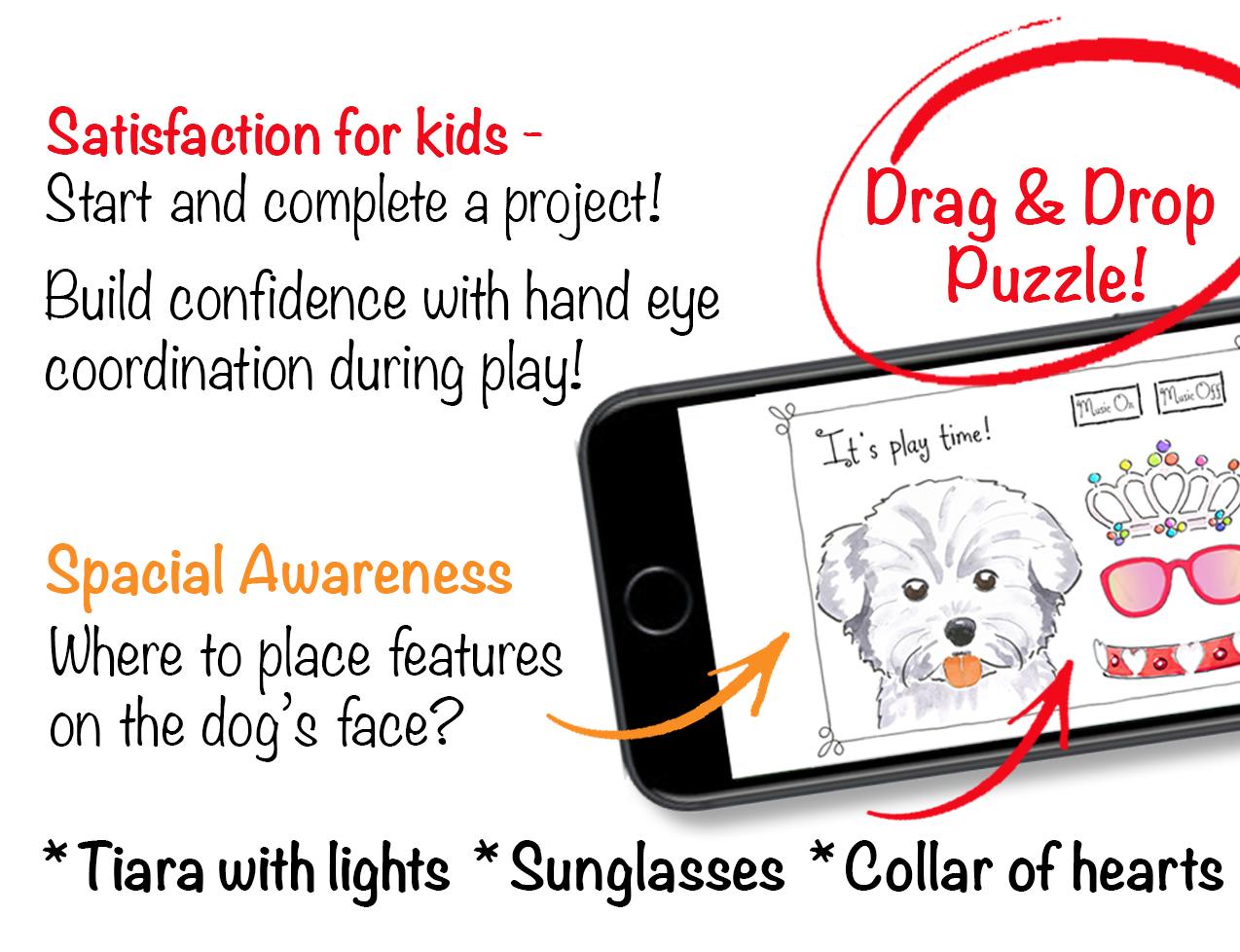 drag-&-drop-iphone-spatial-awareness-lindybelinda-Apple-app-dog-half.jpg