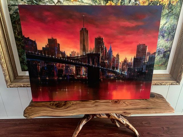 Happy 4th of July! #art #acrylicpainting #abstractpainting #sketch #artist #artistsoninstagram #artistsofinstagram #artwork #artsy #artstudio #instaart #instaartist #inthestudio #artfinder #myart #modernpainting #painting #paintingoftheday #potd #contemporaryart #cityscape #nyc