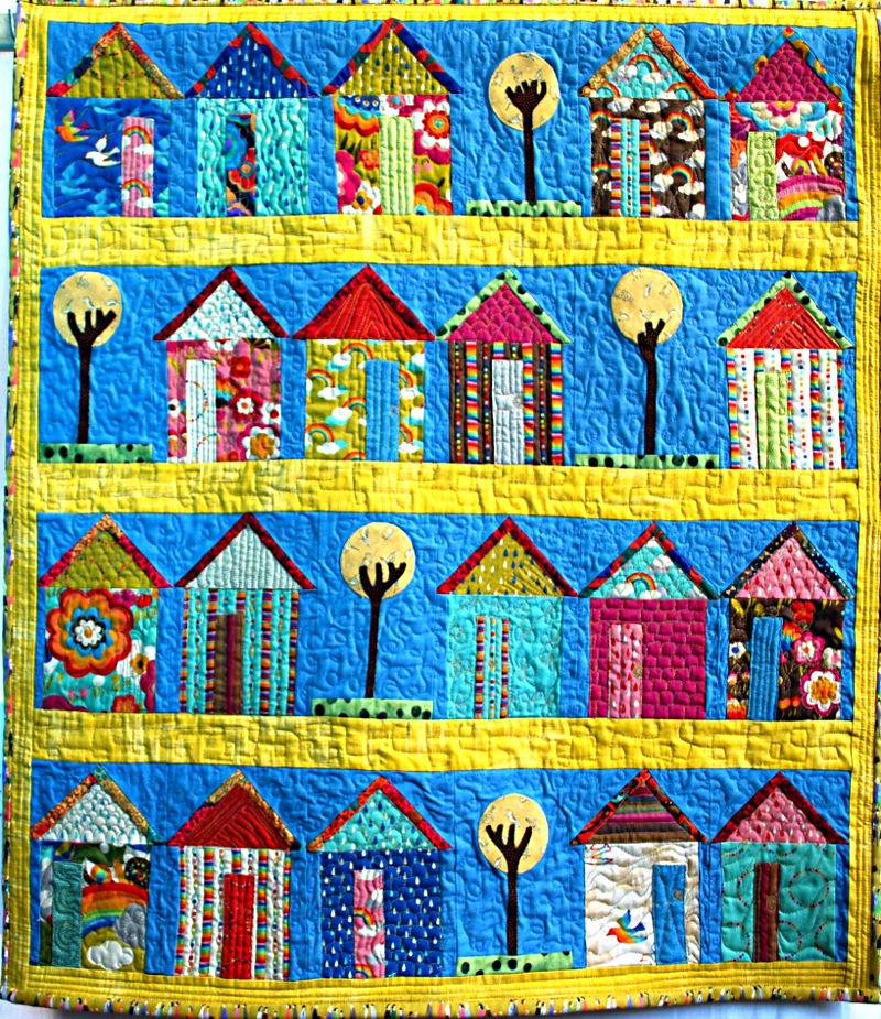 Village Green - Lyn McCullough