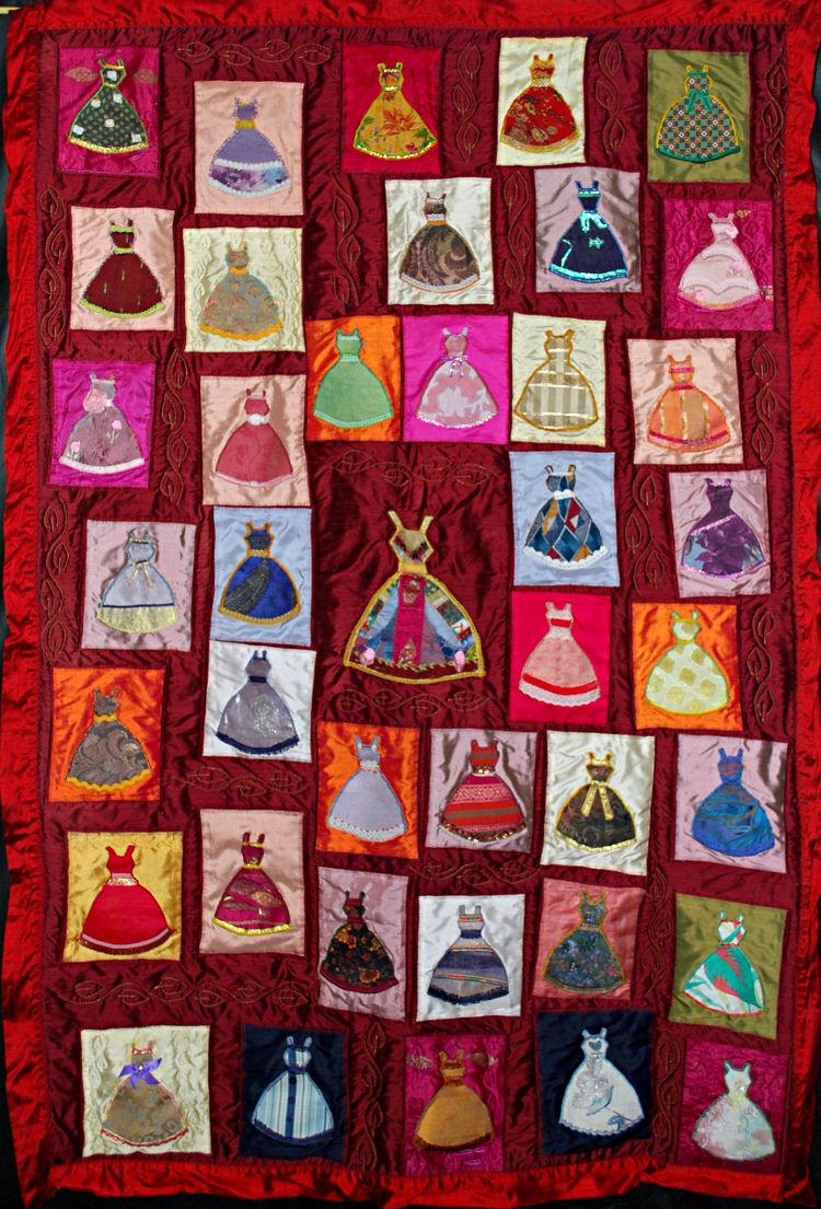 Silk Dresses - Ruth Lewis