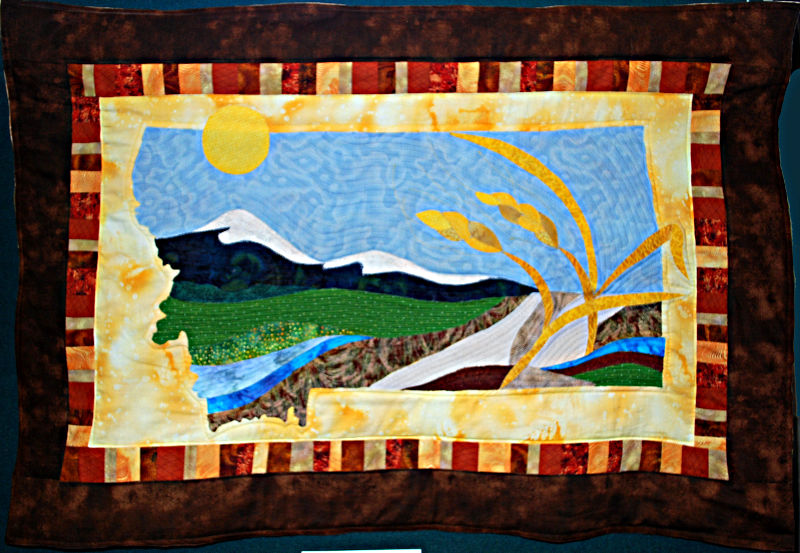 Montana Skies - Daphne Willis