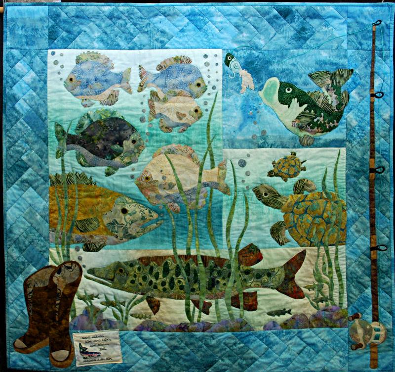 Something Fishy - June Mannix