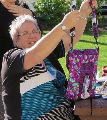 Geraldine's bag